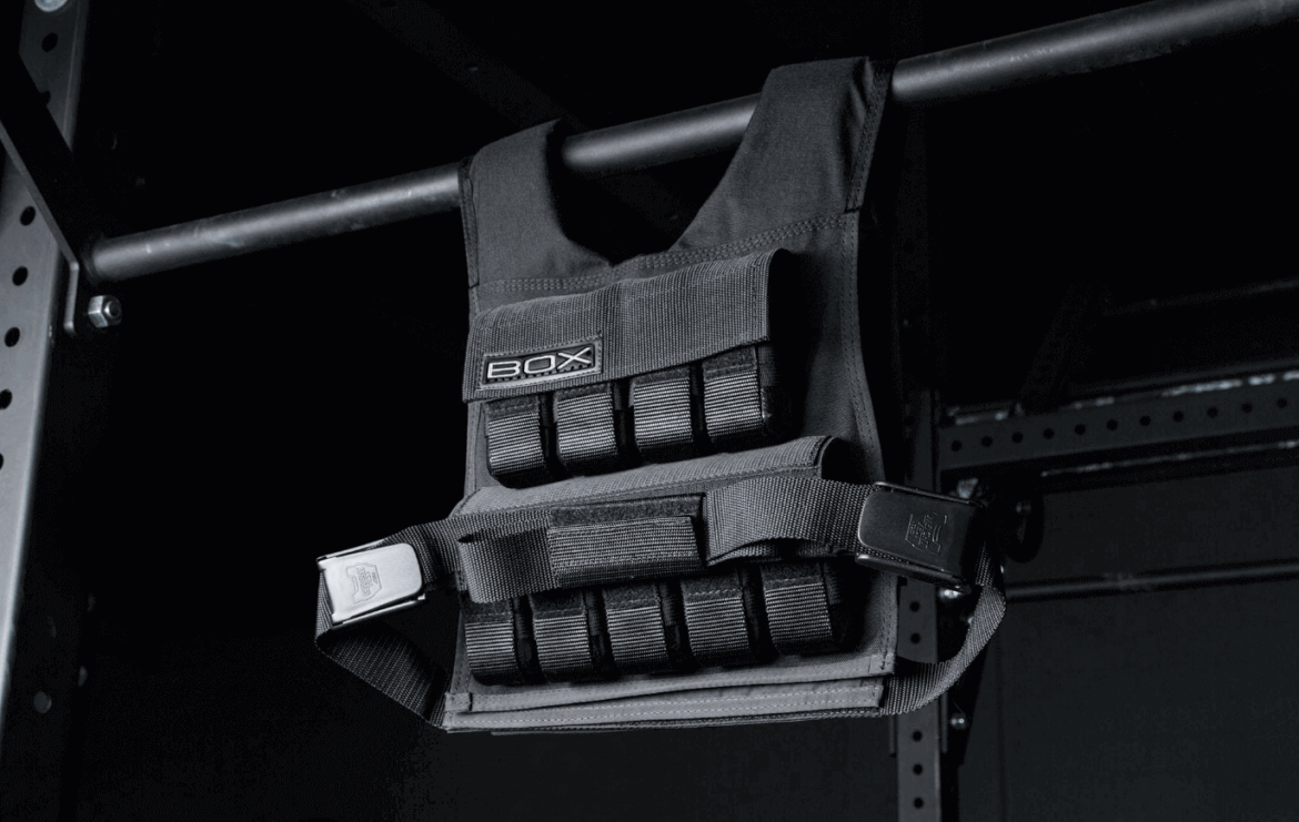 Box Weighted Vest Featured Image