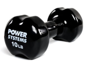 Power System Apple Vinyl Dumbbells