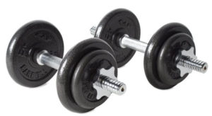 CAP Barbell Adjustable Dumbbells Set
