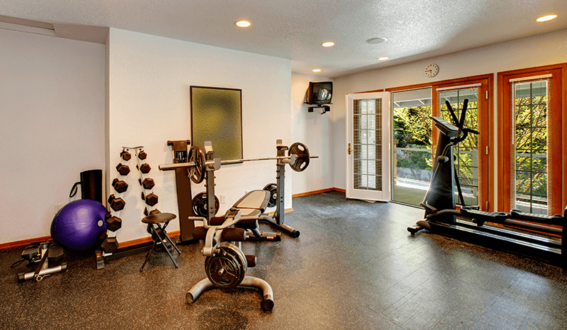 Different Types of Home Gyms