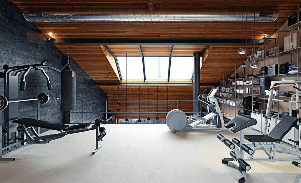 What is a home gym