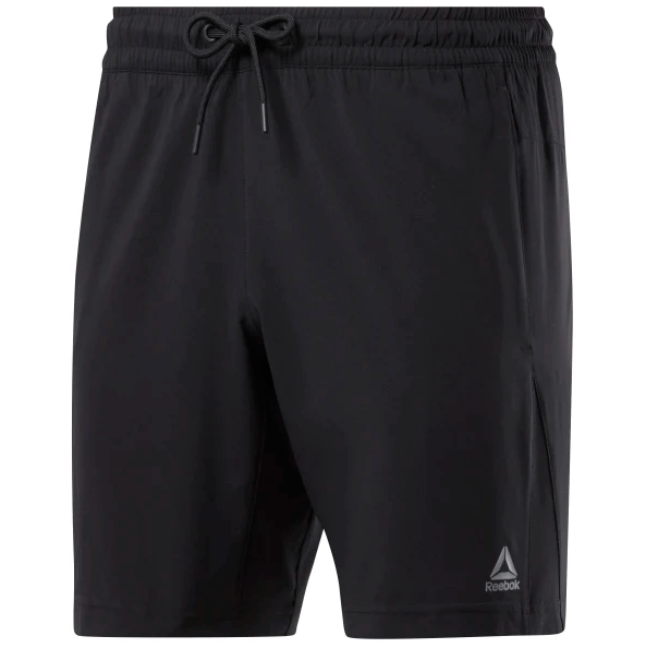 Reebok Men's Drawstring Shorts- reebok crossfit shorts