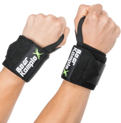 Bear KompleX Wrist Straps