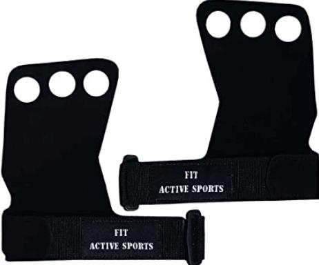 13) Fit Active Sports Gymnastics Grips