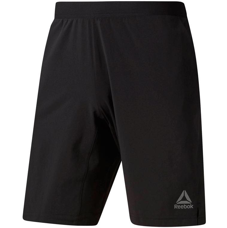 Reebok Men's Speedwick Speed Workout Shorts- reebok crossfit shorts mens