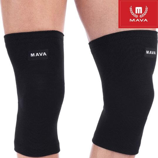 1) Mava Sports Crossfit Knee Sleeves