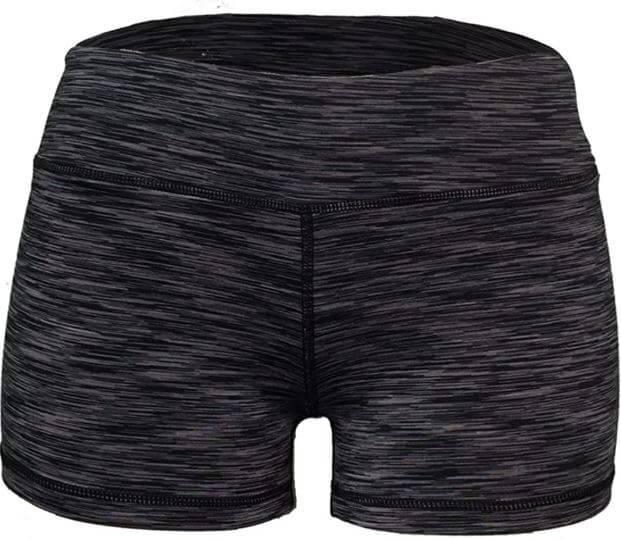 12) Epic MMA Gear CrossFit Booty Shorts for Women