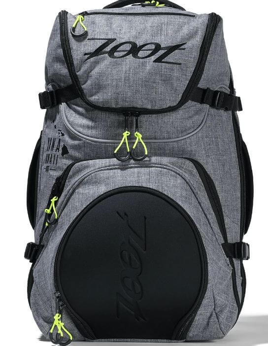 14) Zoot Sports Ultra Tri Bag