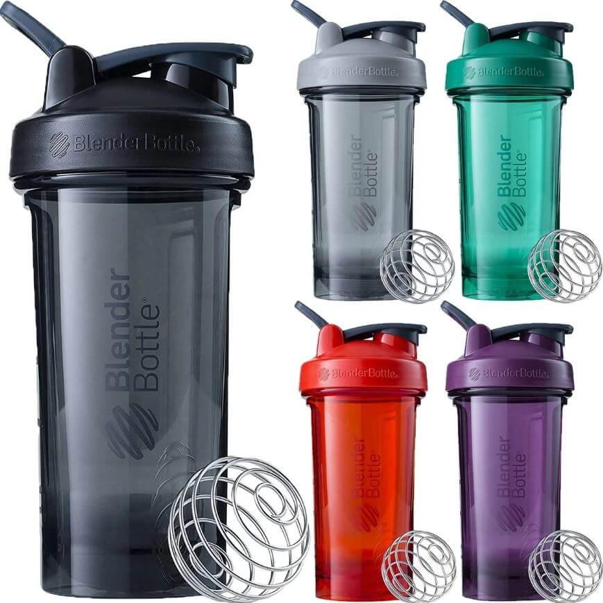 2) Blender Bottle Pro Series Shaker Bottle