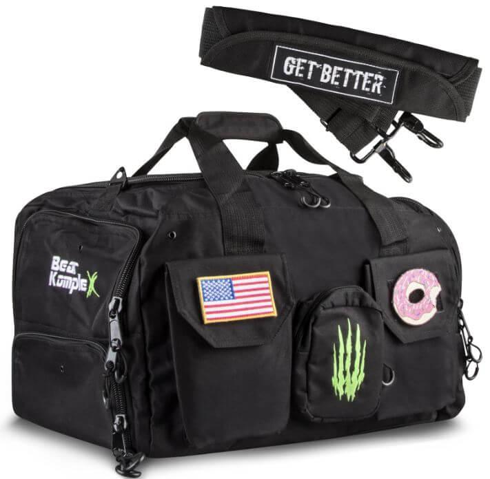 6) Bear KompleX Gym Bag