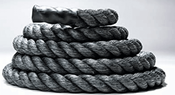 7) DAC Battle Training Ropes