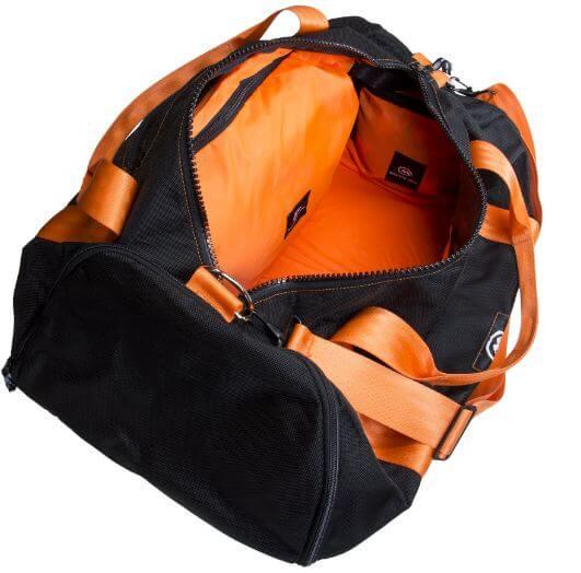 7) Orange Mud Modular Gear Gym Bag