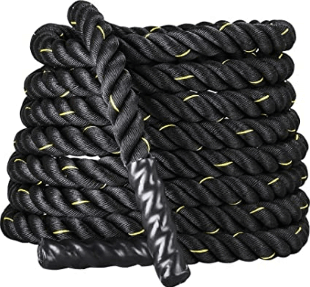 8) Yaheetech Training Ropes