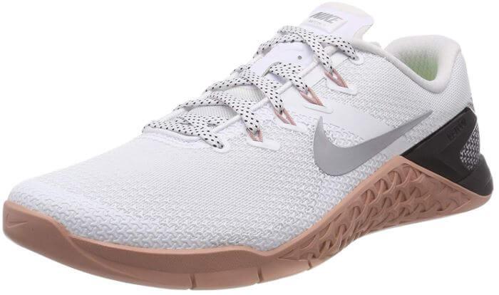 1) Nike Mecton 4 - Women