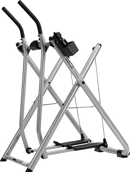 10) Gazelle Freestyle Folding Elliptical Machine