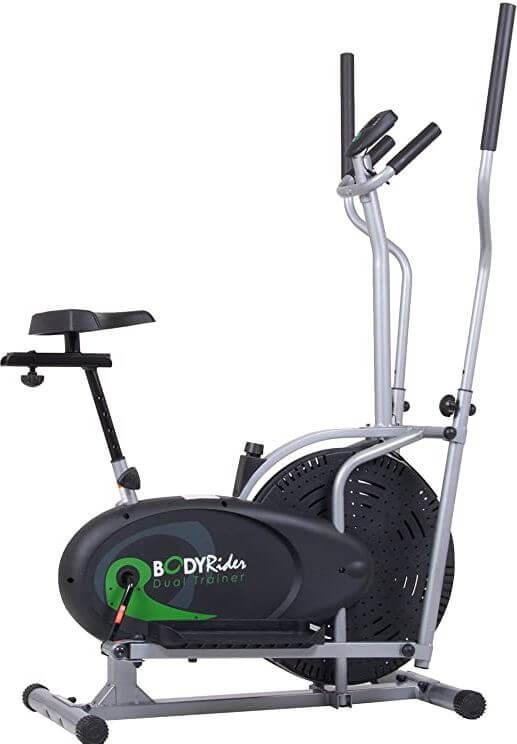 11) Body Rider Body Flex Sports Elliptical Exercise Machine