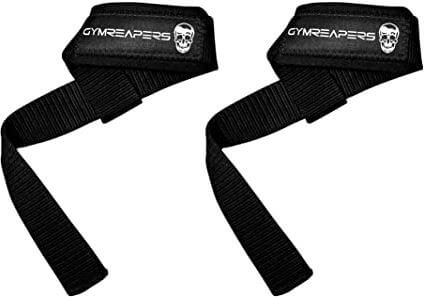 2) Gymreapers Weightlifting Wrist Wraps