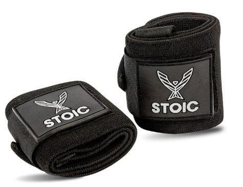 3) Stoic Wrist Wraps