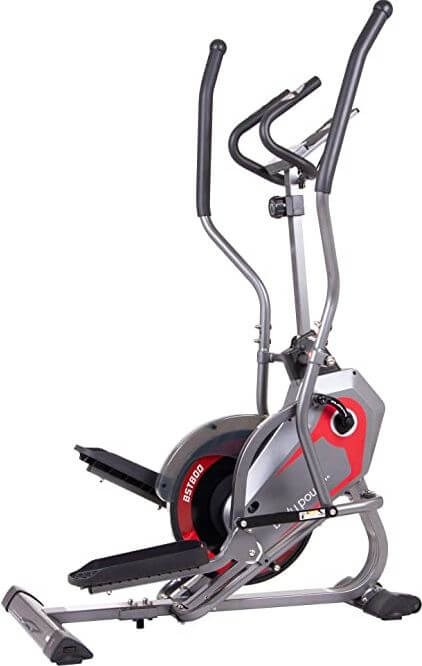 4) Body Power Elliptical Foldable Machine