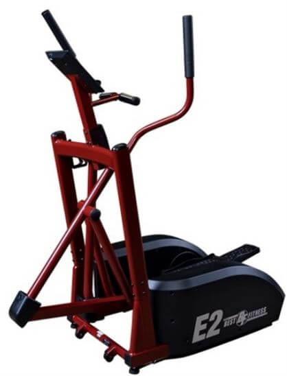 5) Body-Solid Best Fitness Crosstrainer Elliptical Machine