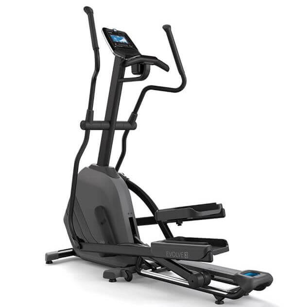 5) Horizon Fitness Evolve 3 Foldable Elliptical