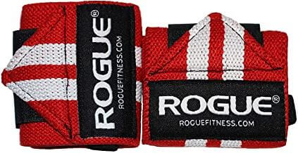 5) Rogue Wrist Wraps