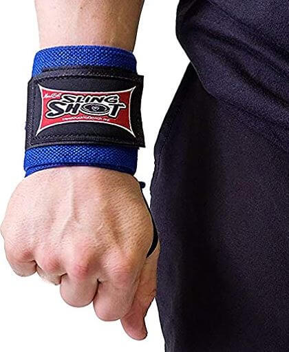 8) Sling Shot Best Wrist Wraps For Bench Press By Mark Bell