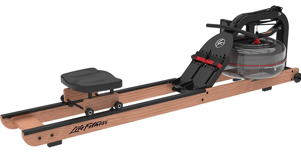 1) Life Fitness Row HX Trainer