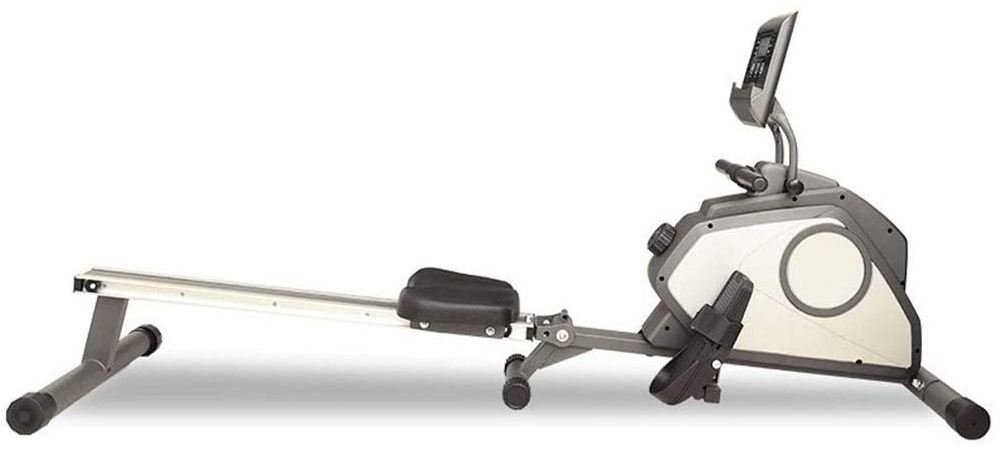 10.CHENNAO Rowing Machine, Water Resistance Cardio Training Equipment