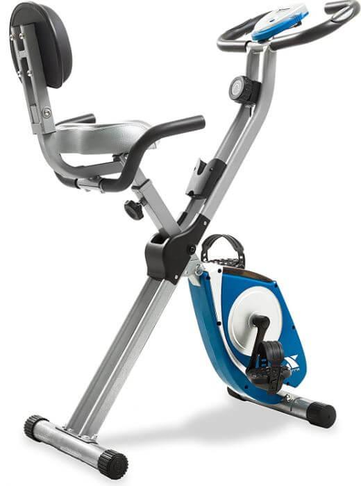 11) XTERRA Fitness FB350 Folding Exercise Bike