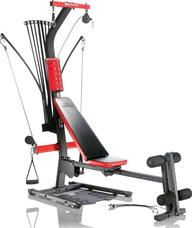 3) Bowflex PR 1000 Home Gym Series