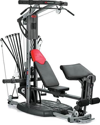 4) Bowflex Ultimate 2 Home Gym