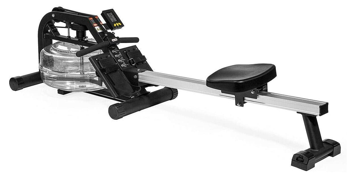 4.CHENNAO Home Rowing Machine Adjustable Resistance