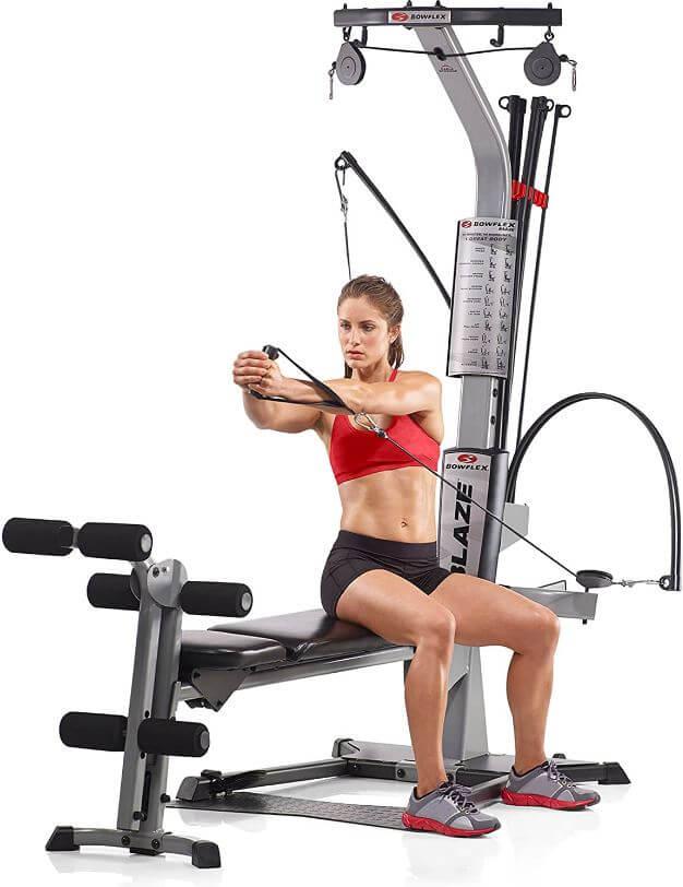 5) Bowflex Blaze Home Gym