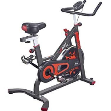 5) Dann Upright Exercise Bike