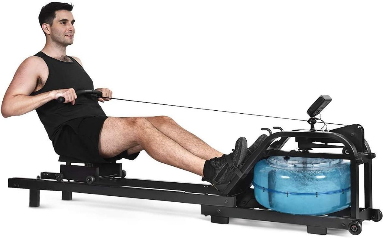 5.CHENNAO Adjustable Water Resistant Rower