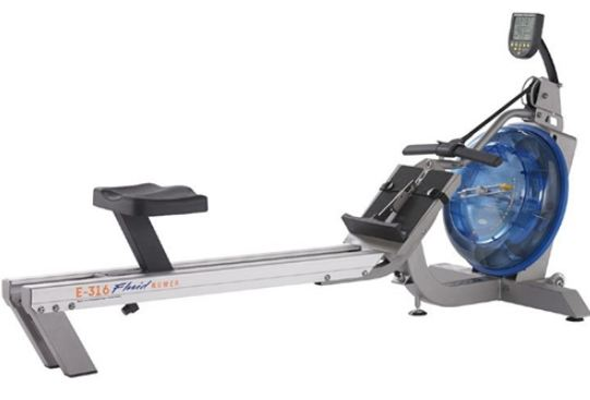 6.First Degree Fitness Evolution Series E-316 Fluid Compact