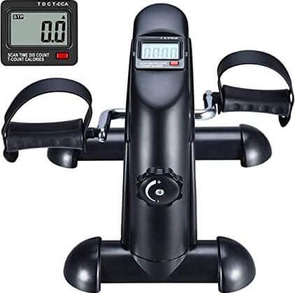 7) BOOK CYCLE Mini Exercise Bike
