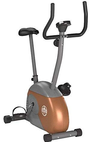 8) Marcy Magnetic Upright Bike With Resistance ME-708