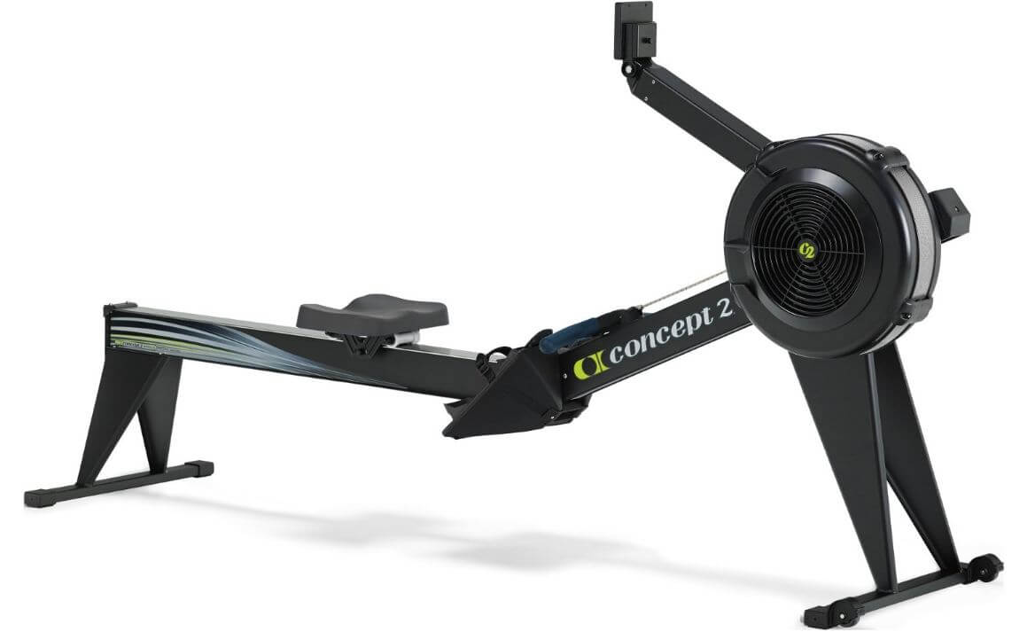 9) Concept 2 Model E Indoor Rowing Machine