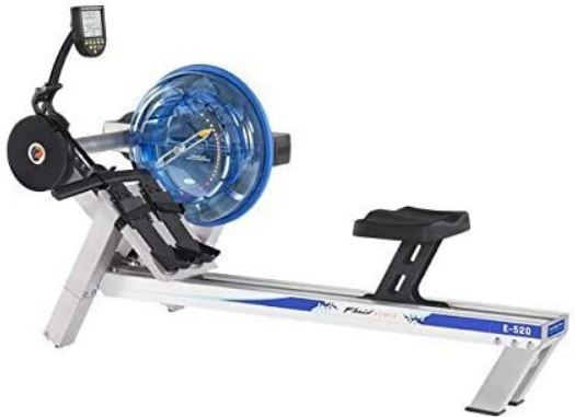 9.First Degree Fitness Full Commercial E-520 Fluid Rower