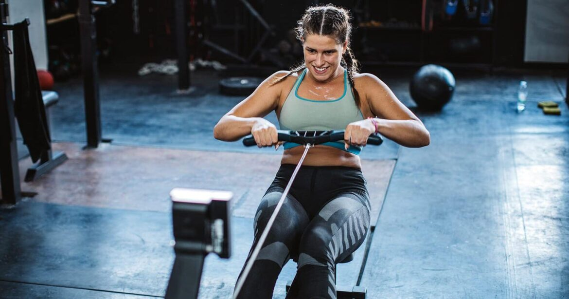 best home magnetic rowing machine under 500