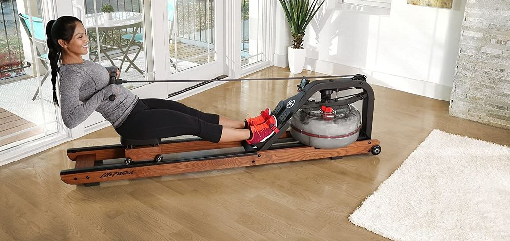 best water rowing machines for home