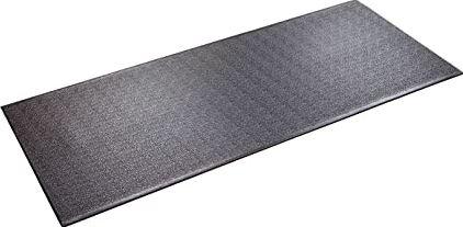 supermats heavy duty equipment mat 30gs made in u.s.a. for treadmills elliptical