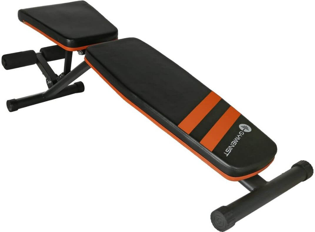 1) GYMENIST Exercise Bench