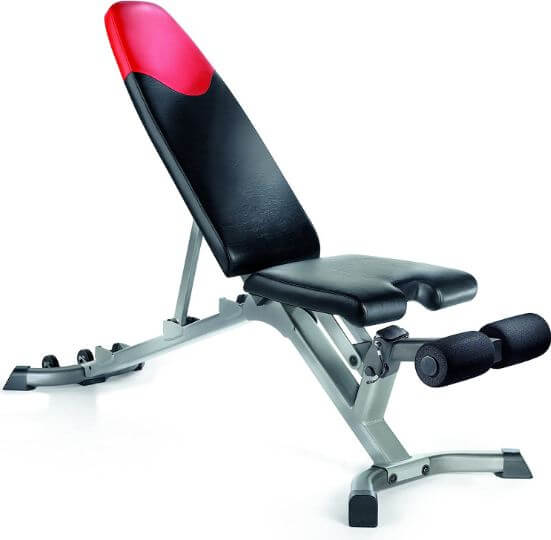 2) Bowflex SelectTech Adjustable Bench Series
