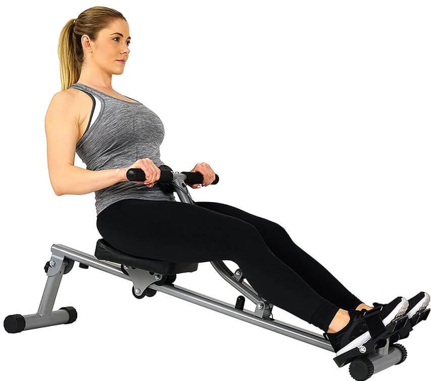 2) Sunny Health & Fitness SF-RW1205