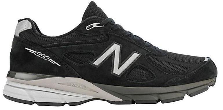 3) New Balance 990 v4