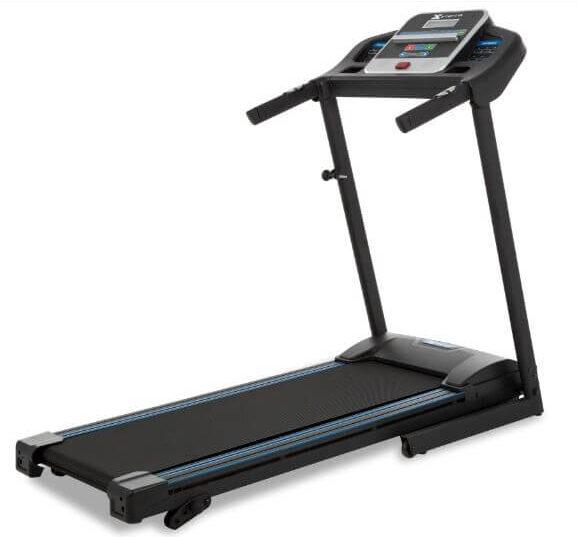 3) XTERRA Fitness TR150 Folding Treadmill