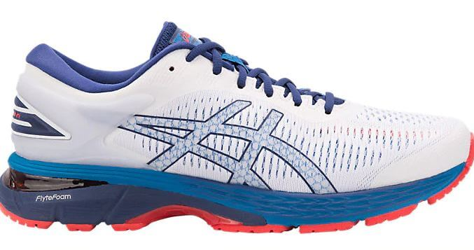 4) Asics Gel Kayano 25